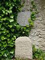 Cimetière juif de Carouge, tombe du fils Abraham - 1788.jpg