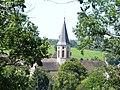 Circuit de randonnee autour de Pierre Buffiere, Poin de vue depuis la Maison abandonnee - panoramio.jpg