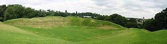 Corinium Dobunnorum - Image: Cirencester Amphitheatre