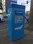 Citipost mail box in Hannover.jpg