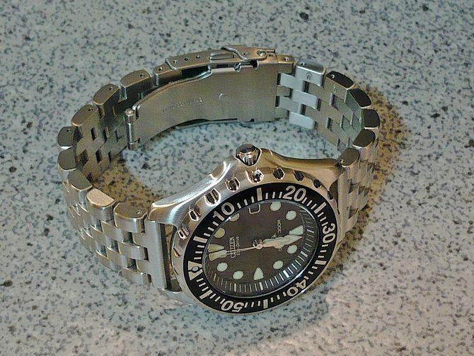 Citizen Promaster Eco-Drive BN0000-04H Diver's...