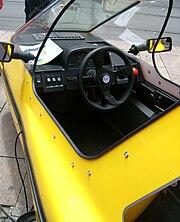 Cityel cockpit