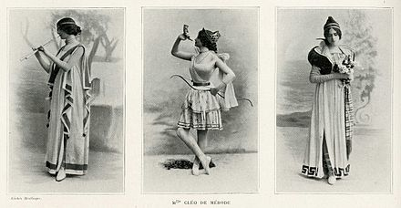 Cléo de Mérode three poses.jpg