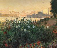 Claude Monet - Flowered Riverbank, Argenteuil.jpg