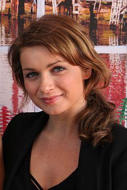 Claudia Galli Concha på Filmfestivalen i Cannes' 2012.