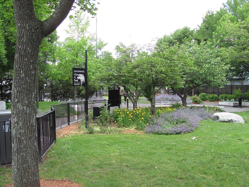 Clement G. Morgan Park, Cambridge MA