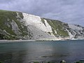 Cliffs below Cockpit Head, Mupe Bay - geograph.org.uk - 24367.jpg