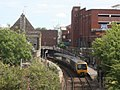 Clifton Down - GWR 166205 Avonmouth service.JPG