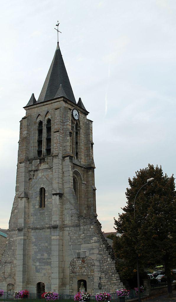 Narbonne Version 3 1: File:Clocher De L'église Sainte Marie Madeleine, Massy