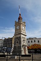 Clock Tower at Margate Kent Essex from the northwest.jpg