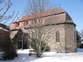 Kirche in Closewitz (2013)