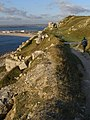 Coast path, West Cliff - geograph.org.uk - 1034105.jpg