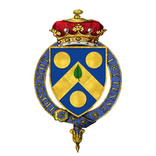 Coat of Arms of Victor Hope, 2nd Marquess of Linlithgow, KG, KT, FRSE, GCSI, GCIE, OBE.png