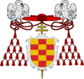 Coat of arms of Cardinal Cisneros.png