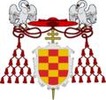 Coat of arms of Cardinal Cisneros.png