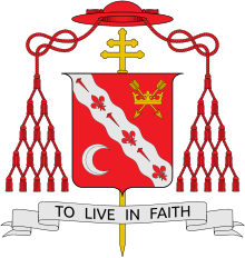 Coat of arms of Edmund Szoka.svg