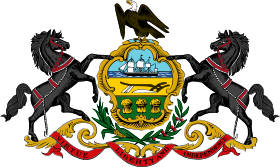 Coat of arms of Pennsylvania.svg