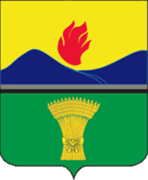 Zhirnovsky District - Image: Coat of arms of Zhirnovsky district 2007 01 (official)