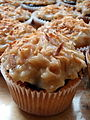 Coconut topping on samoa cupcakes.jpg