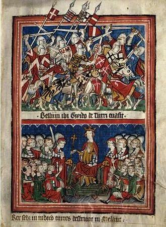 Milan uprising (1311) - Image: Codex