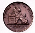 Coin BE 2c Leopol I Monogram rev 08.TIF