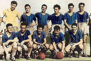 Club Atlético Colegiales (Argentina) - Colegiales won its second championship in 1955.