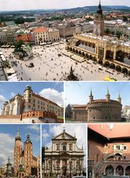 Cracovia – Veduta