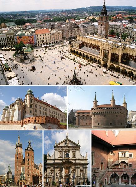 Kraków - Informacje wstępne