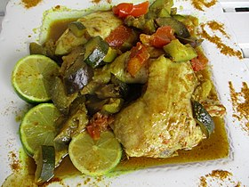 Image illustrative de l'article Colombo (recette)