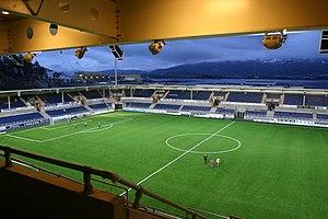 2013 Tippeligaen - Image: Color Line stadion