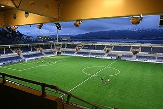 2014 Tippeligaen - Image: Color Line stadion