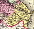 Colton, G.W. Turkey In Asia And The Caucasian Provinces Of Russia. 1856 (BJ).jpg