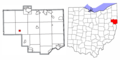 Columbiana County Ohio Highlight Hanoverton.png