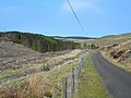 Coming Down From The Dam - geograph.org.uk - 416728.jpg