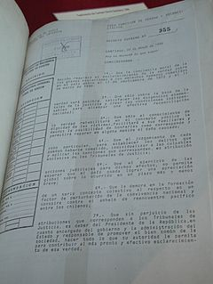 1991 report by a Chilean truth commission documenting human rights abuses during the years of military dictatorship, which began on September 11, 1973 and ended on March 11, 1990