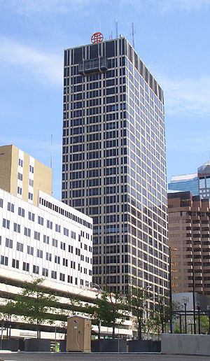 Commerce Bancshares - Commerce Tower headquarters in Kansas City