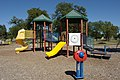 Community playground at local park near Wayland Baptist University, Plainview, Texas. (25091035886).jpg