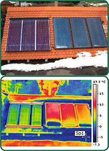 capteur solaire thermique wikimonde. Black Bedroom Furniture Sets. Home Design Ideas