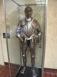 Armor of the Higgins Armory