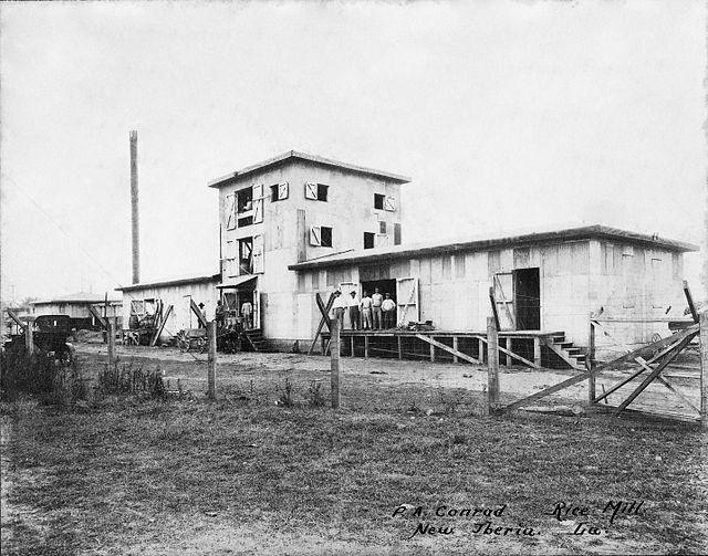 Conrad Rice Mill