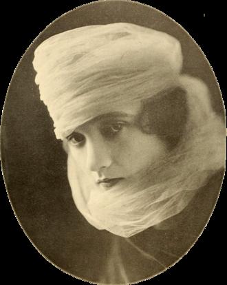 Constance Talmadge - Constance Talmadge in 1917