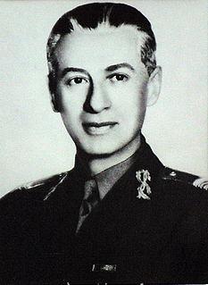 Constantin Sănătescu Prime Minister of Romania