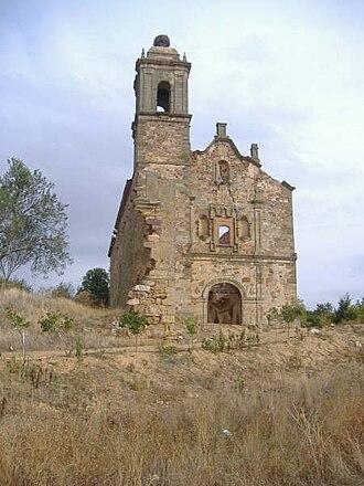 Villabrázaro - Convento Nuestra Señora del Valle