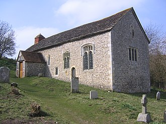 Grade I listed buildings in West Sussex - Image: Coombes church