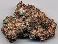 Copper (Mesoproterozoic, 1.05-1.06 Ga; copper mine in the Upper Peninsula of Michigan, USA) 3 (16673037964).jpg
