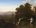 Cornelis van Poelenburgh - Landscape with Mythological Figures (Whitworth Art Gallery).jpg