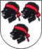 Coat of arms of Cornol
