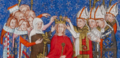 Coronation of Jeanne, consort of Charles V.png