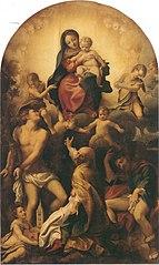 Madonna of Saint Sebastian