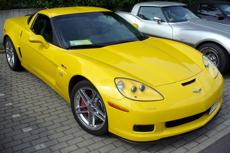 File:CorvetteC6Z06yellow.jpg